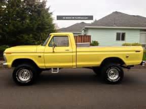 1960 Ford F150 Ford F 150 1960 Review Amazing Pictures And Images