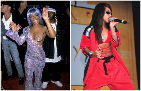 The women of '90s hip hop and R&B whose iconic style we