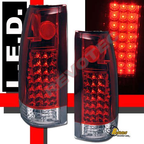 led tail lights for 97 chevy silverado chevy gmc denali sierra silverado tahoe yukon cavalier