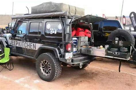 overland jeep kitchen jeep kitchen offroad overland jeeps pinterest jeeps