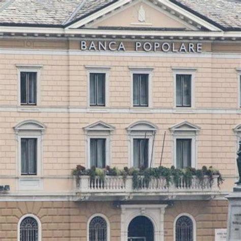 popolare di sondrio spa sospesa la trasformazione in spa delle banche ma la bps
