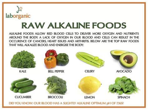 best alkaline food top alkaline foods veg alkaline foods