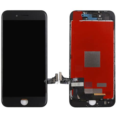 iphone  screen replacement black lcd display digitizer  touch assembly ebay