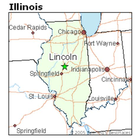 lincoln county il best places to live in lincoln illinois