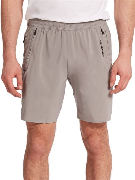 Sunglasses Porsche 8775 porsche design spa shorts in gray for lyst
