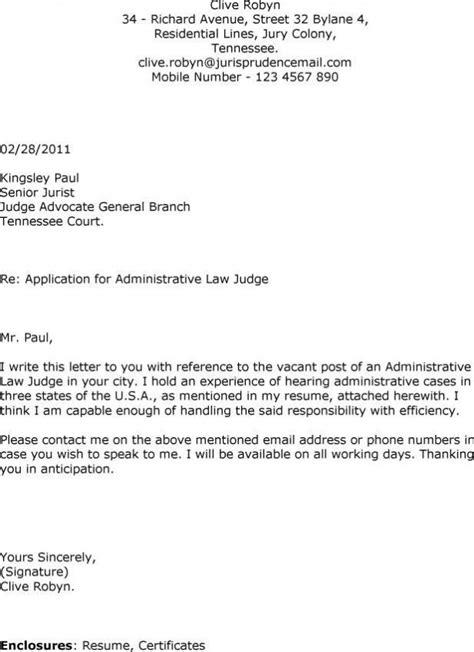 Sample Job Application Cover Letter Examples For Fresh