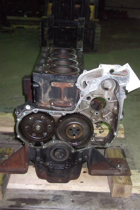 engine perkins pk   engine short block  esn rgun  bore