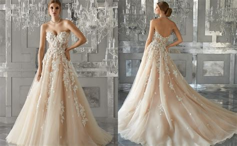 Review of Meadow Morilee Wedding Dress   The Best Wedding