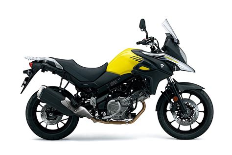Suzuki V Strom 1000 2017 Suzuki V Strom 650 And 1000 Get Updated Autoevolution