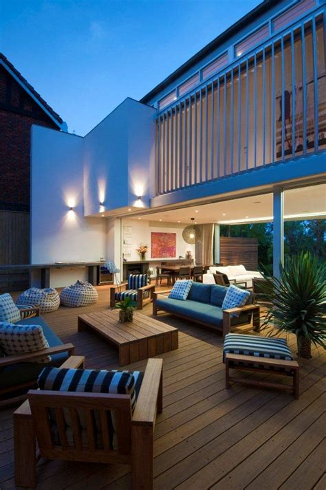natural house renovation  outdoor lounge  great