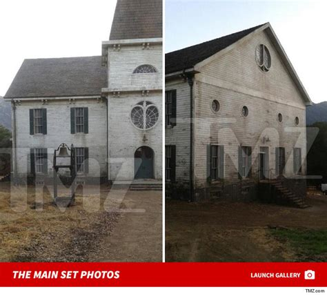 ahs house brand new american horror story haunted house unveiled tmz com