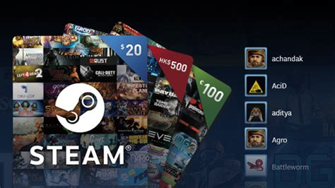 Steam Digital Gift Card - steam lastly has digital present playing cards