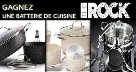 batterie de cuisine cuisinox une batterie de cuisine the rock c 233 ramique de 599