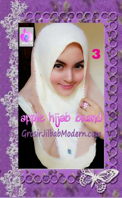 Jilbab Instan Afrin jilbab syria cantik zhafrina original by apple