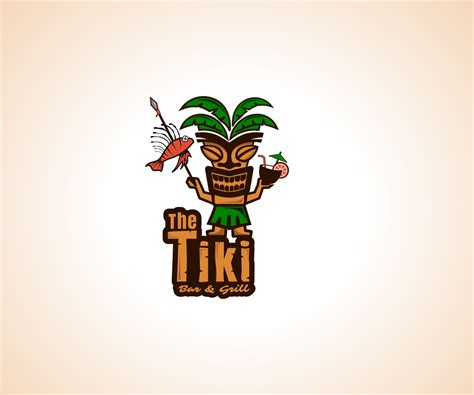 Work From Home Logo Design Jobs Bold Personable Logo Design For Looe Key Tiki Bar Amp Grill