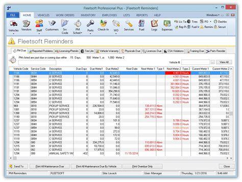 Spreadsheet Management Software by 28 Fleet Maintenance Spreadsheet Pin Vehicle Maintenance