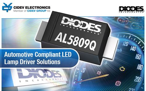 automotive schottky diode diodes automotive compliant led l driver solutions cidevelectronics