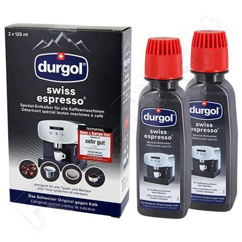 durgol swiss espresso special 1 liter 3 x durgol swiss espresso spezial entkalker ded 18 2 x
