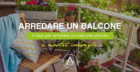 come arredare un piccolo balcone arredare un balcone piccolo 6 idee per ottimizzare gli
