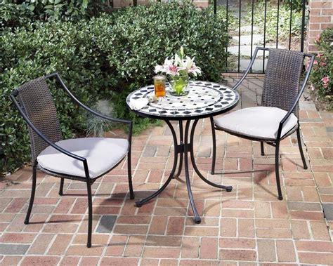 Small Patio Table Set Table De Bistro Reliant Fonctionnalit 233 Et Esth 233 Tisme Afin