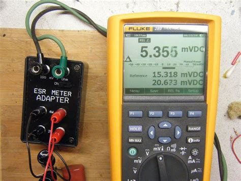 esr capacitor measurement esr meter adapter design and construction page 6