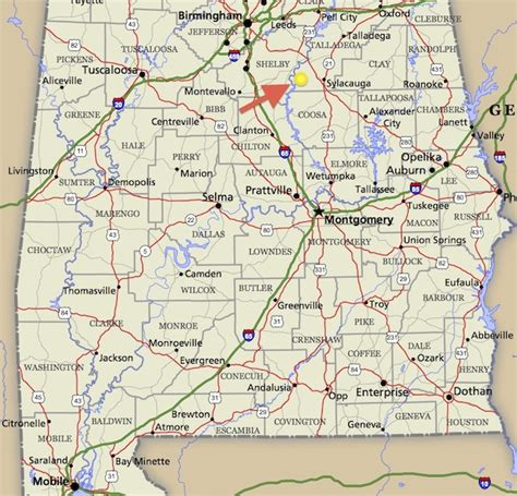 Talladega County Property Tax Records 153 Acres In Talladega County Alabama