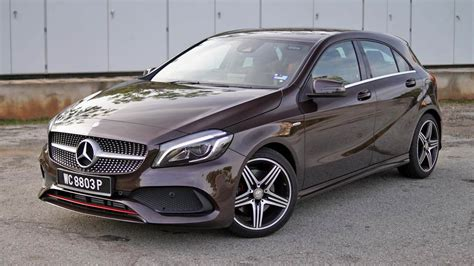 Mercedes 250 Sport by Review 2016 Mercedes A 250 Sport The Competent