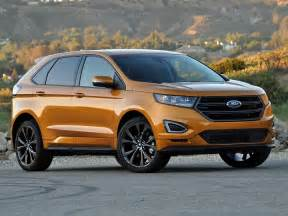 Edge Ford Powersteering 2015 Ford Edge Review J D Power Cars