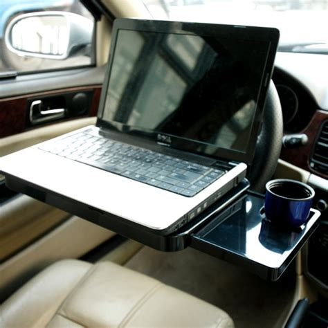 Car Computer Desk Car Folding Laptop Holder Car Notebook Laptop Desk For Car