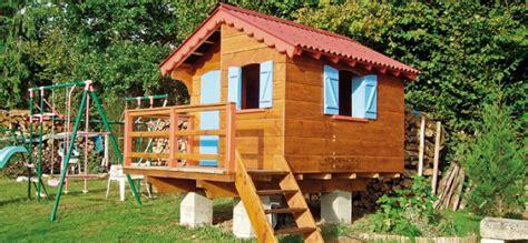 Fabriquer Une Cabane En Bois Pour Enfant by Construire Soi M 234 Me Une Cabane Pour Ses Enfants
