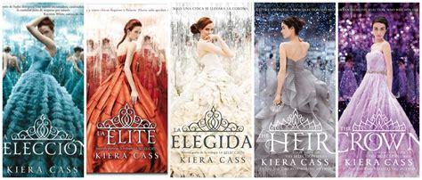 libro la elite saga la selecci 243 n kiera cass pdf mi libro recomendado