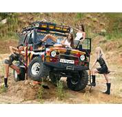 Ladies Jeep Offroad 4x4 Sexy Beauty Women Girl Babes