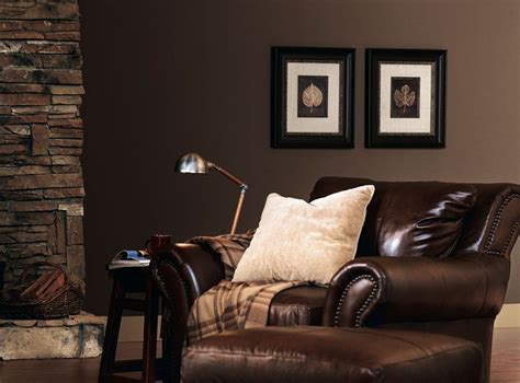 paint colors for living room with dark brown couch richly brown firewood b14 1 cozy and luscious dark