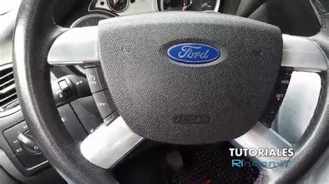 volante ford reparar insertos metalicos volante ford focus