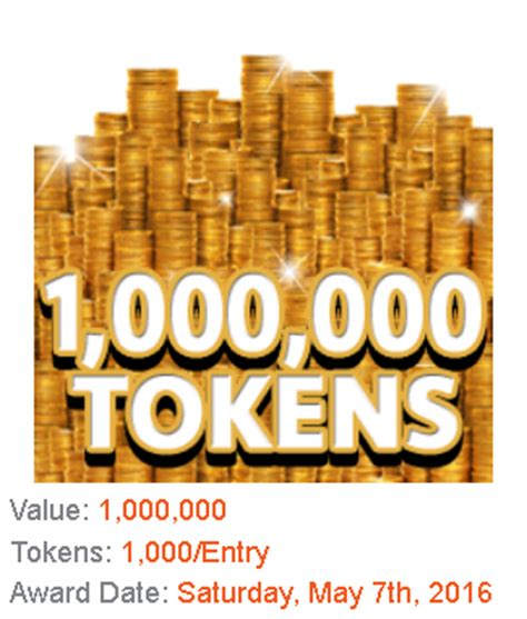 What Are Pch Tokens For - win 1 million tokens in the pchrewards token exchange pch blog
