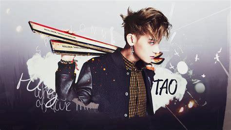 wallpaper exo tao wallpaper 44 tao exo m by feergmz on deviantart