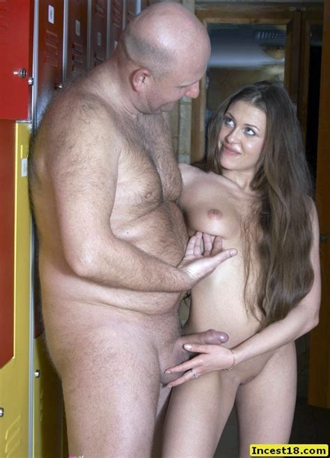 Naturist Family Dad Daughter
