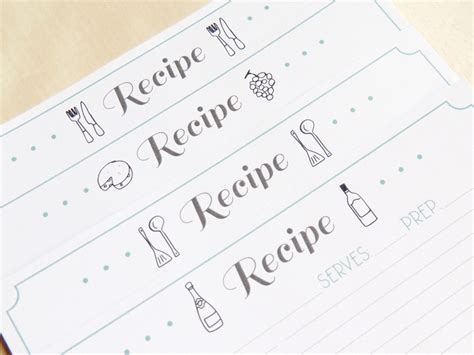 Salsa Recipie Card Template by Restaurant Style Salsa Recipe Printable