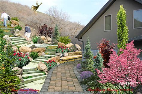 3d home landscape design 5 3d landscape design imaging for salt lake city and park