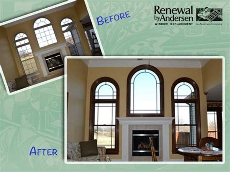 wood trim vs white trim arch top windows before white interior arch top windows