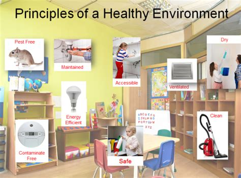 indoor environment design for child care creating healthy child care environments webinar nc