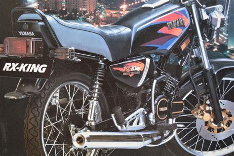 Yamaha Rx King 2000 Orsinil antik curio reklame lama vintage retro djojosoepoko