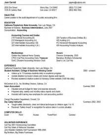 sle of resume for high school student free resumes tips