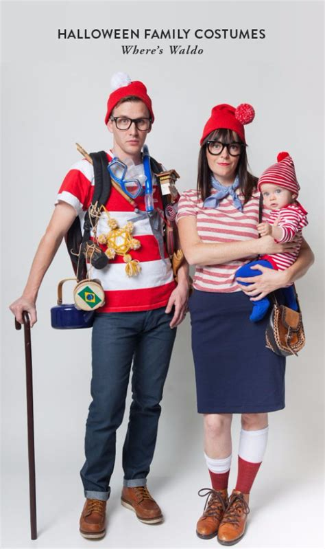 family halloween costumes ideas    family