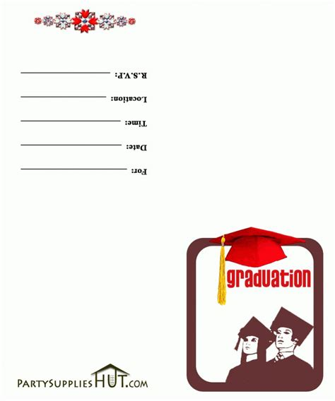 free printable graduation invitation maker designs graduation invitation maker with college gradu on