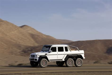 mercedes truck 6x6 mercedes g63 amg 6x6 truck details and pictures