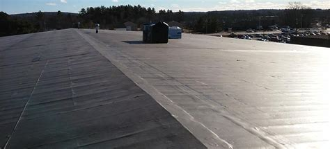 rubber roofing epdm rubber roof installation