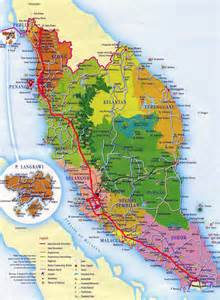 detailed map of maps of malaysia detailed map of malaysia in