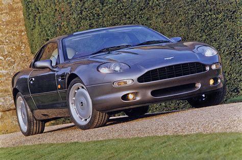 Aston Martin Db7 Specs by Aston Martin Db7 Coupe Specs 1993 1994 1995 1996