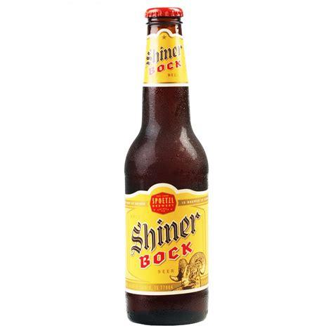 shiner bock beer store